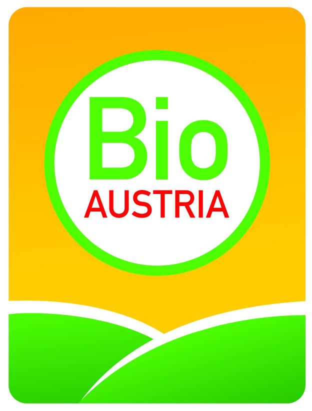 Bio Austria Logo - zertifiziert Max und Malz